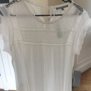 Beautiful Lace Detailed Blouse